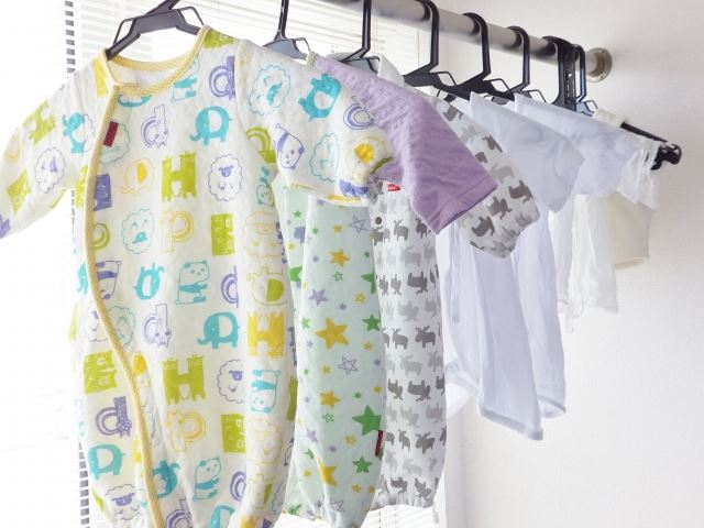 758ea0438a21b 新生児の服装と3か月間で必要な枚数 春夏秋冬・生まれた月別