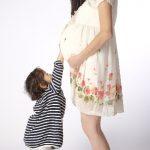 「妊娠35週」の母親と赤ちゃんの様子