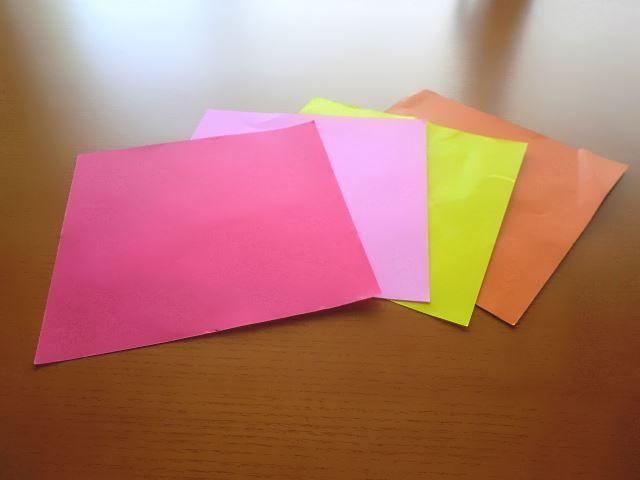ハート 折り紙 折り紙 えんぴつ : cawaiku.com