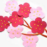 ひな祭りの飾り付けは手作りで!―折り紙とつるし雛でかわいく飾る―