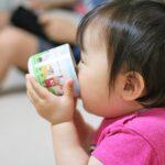 赤ちゃんにコップの練習をさせるのはいつから?
