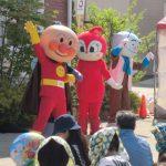 0歳と2歳の子供を連れて「アンパンマンショー」に行ってみた。