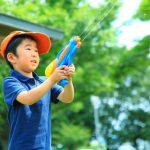 幼児でも楽しめる10種類の水遊び~公園や自宅で手軽にできる!~