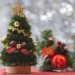 お部屋に飾れるクリスマスツリー【おすすめ10選】