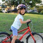 自転車の練習方法