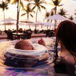 赤ちゃんの水遊びには「おむつ」と「パンツ」どちらがおすすめ?