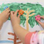 粘土を使った遊び方-1歳頃~5歳頃まで年齢別に紹介-