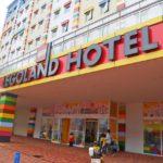 レゴランド・ホテルは子供連れに嬉しいホテルだった。
