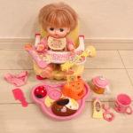 メルちゃんのお人形セットで18か月使ったので感想を書きました。