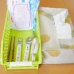 【育児の時短ワザ】子供の食事介助が楽になる介助セットを作ろう!